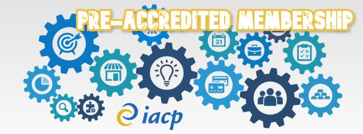 preaccredited membership of IACP