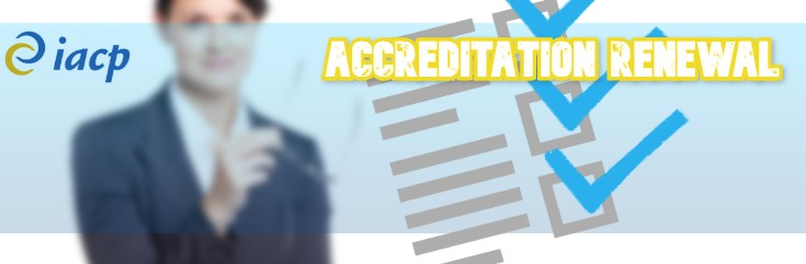 accreditation renewal